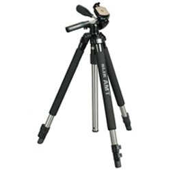 Slik Lightweight Tripod with 3-Way All-Metal Pan Head