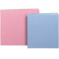 Pioneer Family Memory Album with Fabric Baby Cover, 12