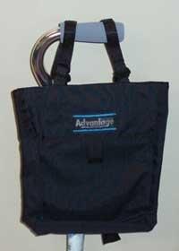 Advantage Crutch, Cane & Walker Bag - Large from Advantage Bags