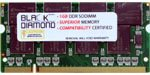 Click to buy 1GB Memory RAM for Fujitsu LifeBook N6010B, N6010C, S2110, S6130, S6220 200pin PC2700 333MHz DDR SO-DIMM Black Diamond Memory Module Upgrade - From only $31.98