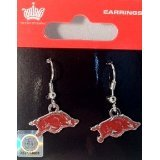 NCAA - Arkansas Razorbacks Earrings at Amazon.com
