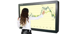 46'' Touchit Led Duo (4 Point Input) Interactive Board