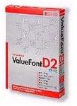 TrueTypeWorld Value Font D2