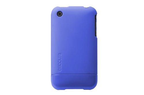 Incase Slider Case for iPhone 3GS - Fluorescent Blue
