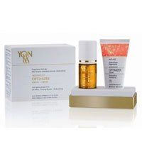 Yonka Advanced Optimizer Duo - Hydrating Lift Effect Cream & Serum for All Skin Types
