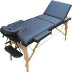 COMBI-LITE 3-in-1 PORTABLE MASSAGE TABLE -COLOUR NAVY EXTRA THICK 8