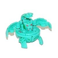 Bakugan B2 Bakupearl Single, LOOSE Figure Ventus BLADE TIGRERRA 450G - 1