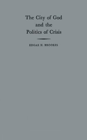The City of God and the Politics of Crisis
