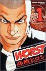 WORST(ワースト) 1 (少年チャンピオン・コミックス)