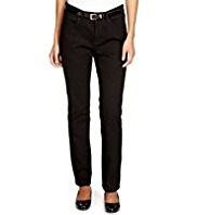 Per Una Body Shape Perfect Sculpt Slim Leg Jeans with Belt