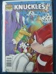 img - for Knuckles the Echidna #15 book / textbook / text book