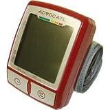 Advocate Wrist Blood Pressure Monitor, OSFM (Color: Red, Tamaño: OSFM)