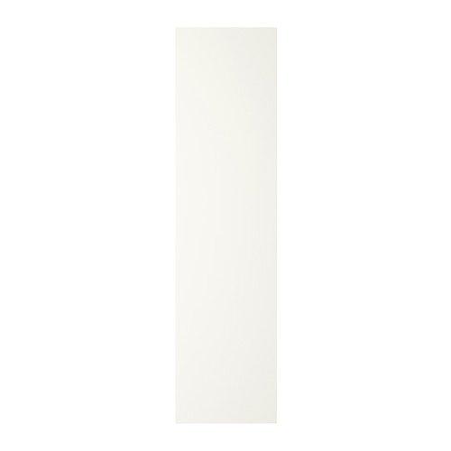 IKEA Tanem - Puerta, blanco - 50x195 cm