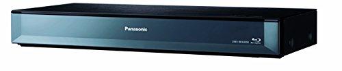 Panasonic 4TB 3チューナー ブルーレイレコーダー 全録 4チャンネル同時録画 4Kアップコンバート対応 ブラック 全自動 DIGA DMR-BRX4000