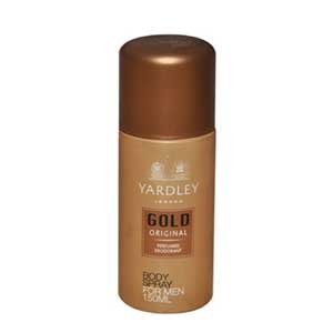 Yardley Gold Deodrant 150ml