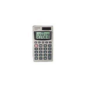 Casio HS-8V Hand-Held Solar CalculatorB00006IFA0