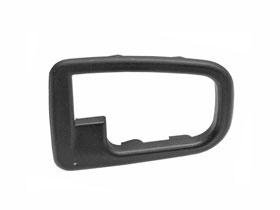 BMW e36 inside door handle Covering Trim Black (RIGHT) passenger side (Bmw E36 Door Handle compare prices)