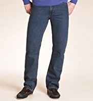 Big & Tall Regular Fit Denim Jeans