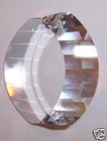 38mm Swarovski Strass View Energy Gate Crystal Prisms #8950-0032-38