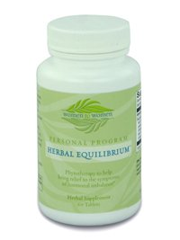 Herbal Equilibrium: All-natural botanical solution to the symptoms of hormonal imbalance