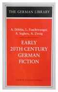 Early 20th Century German Fiction (German Library)