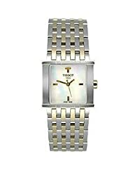 Tissot Women's T02218185 Six-T Two Tone Bracelet Watch