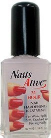 Nails Alive 24 Hour Nail Hardener (1) (One Direction Alive compare prices)