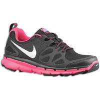 Nike Womens Flex Trail 10.5 M US Black/Berry/University Blue/Metallic Platinum