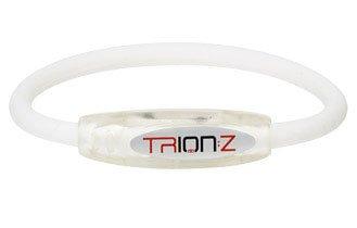 Trion:Z Active Bracelet – White – Large (8.4″)