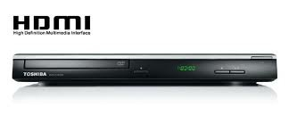 Toshiba SD3010KE DVD Player (Multiregion, HDMI, Upscaling 1080p)