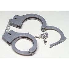 12 Plastic Handcuffs
