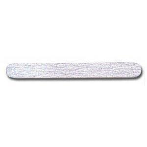 FLOWERY Silver Streak Wood Core File 100/100 Pack of 40 SS40