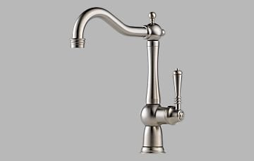 Brizo 61036LF-SS Tresa Single Handle Kitchen Faucet – Stainless