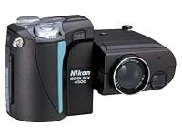 Nikon COOLPIX 4500 Digital Camera [4MP 4xOptical]