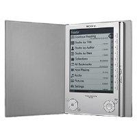 Sony PRS-505 Portable Digital e-Reader System (Silver)