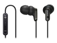 Sony MDREX38IPB.CE7 In-Ear Headphones with In-Line iPod Remote Control