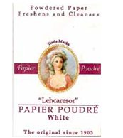 White 1 book (65 sheets) by Papier Poudre