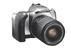 Canon EOS 3000V 35mm SLR Camera (incl. EF 28-90mm f/4.0-5.6 II  &  EF 90-300mm f/4.0-5.6 Twin Lens Kit)
