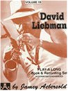 Vol. 19, David Liebman Play-A-Long (Book & CD Set)