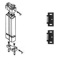 Von Duprin 5654 Removeable Aluminum Mullion Door Closers