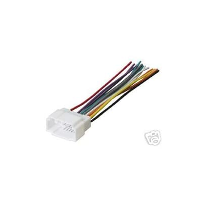 Stereo Wire Harness Honda Pilot 03 04 05 2005 (car radio wiring installation parts)