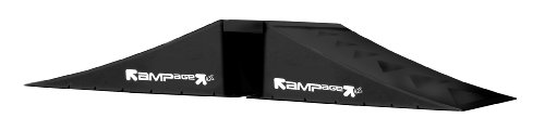 Rampage Airbox Two Ramps With Connector - Black