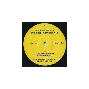 EGG, THE - Hey Charlie - 12 inch 45 rpm