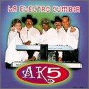 echange, troc Grupo Ak-5 - Electro Cumbia