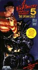 A Nightmare on Elm Street 5: The Dream Master [VHS]