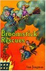 Broomstick Rescues (Young Hippo Spooky)