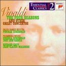 Vivaldi: The Four Seasons and Other Great Concertos by Antonio Vivaldi,&#32;English Chamber Orchestra,&#32;Pinchas Zukerman,&#32;Jose-Luis Garcia and Jean-Claude Malgoire