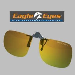 Eagle Eyes Clip On Sunglasses (Universal)