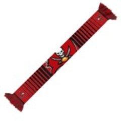 NFL Tampa Bay Buccaneers 2014 Big Logo Scarf, Red