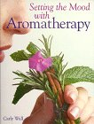 img - for Setting The Mood With Aromatherapy book / textbook / text book